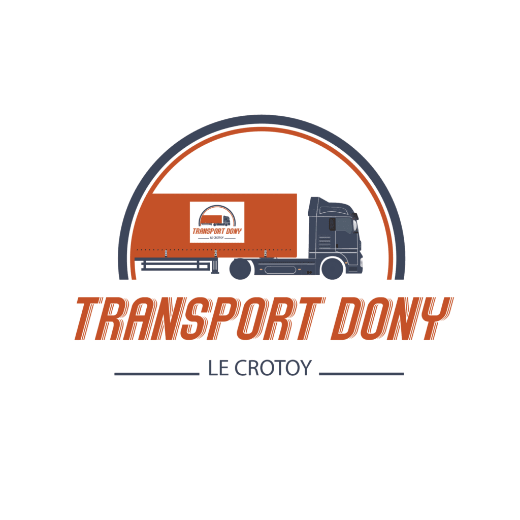 Logo Transport Dony fond blanc