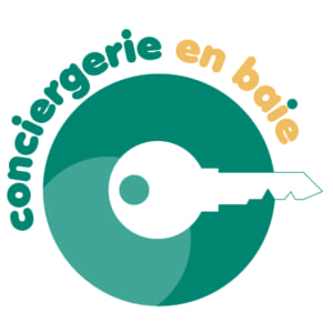Logo conciergerie en Baie de Somme