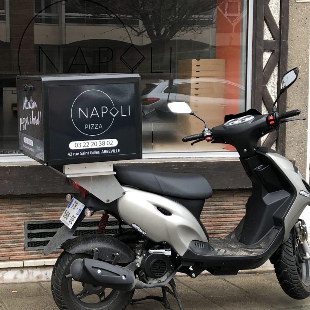 Pizzeria Le Napoli Abbeville